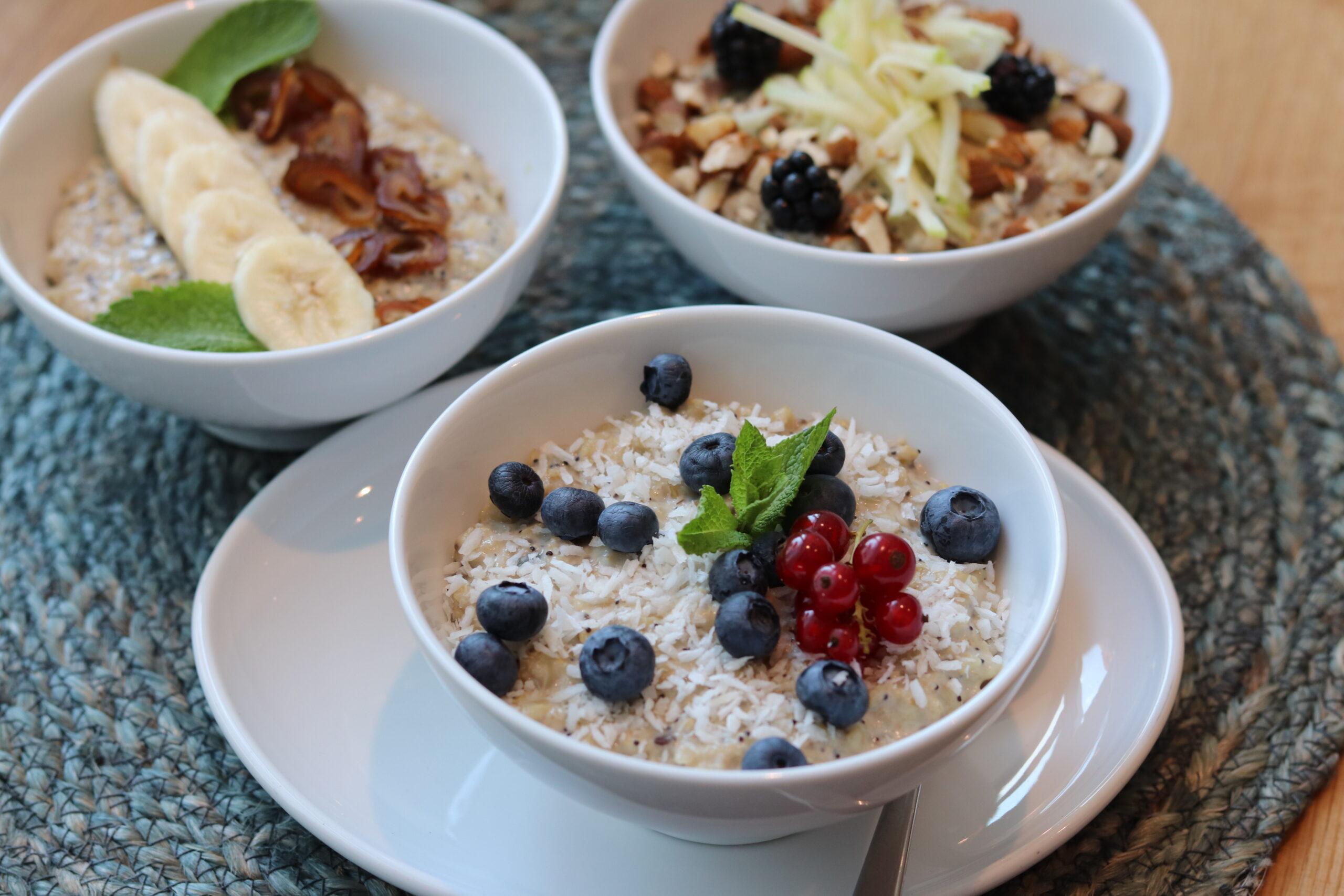 Porridge 3er quer B